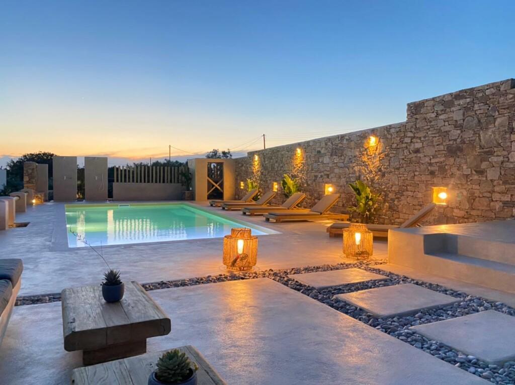 villa aetheria - pool (2)
