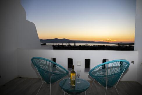 White Nadora Naxos Villa - Villa con 2 camere e Piscina Privata