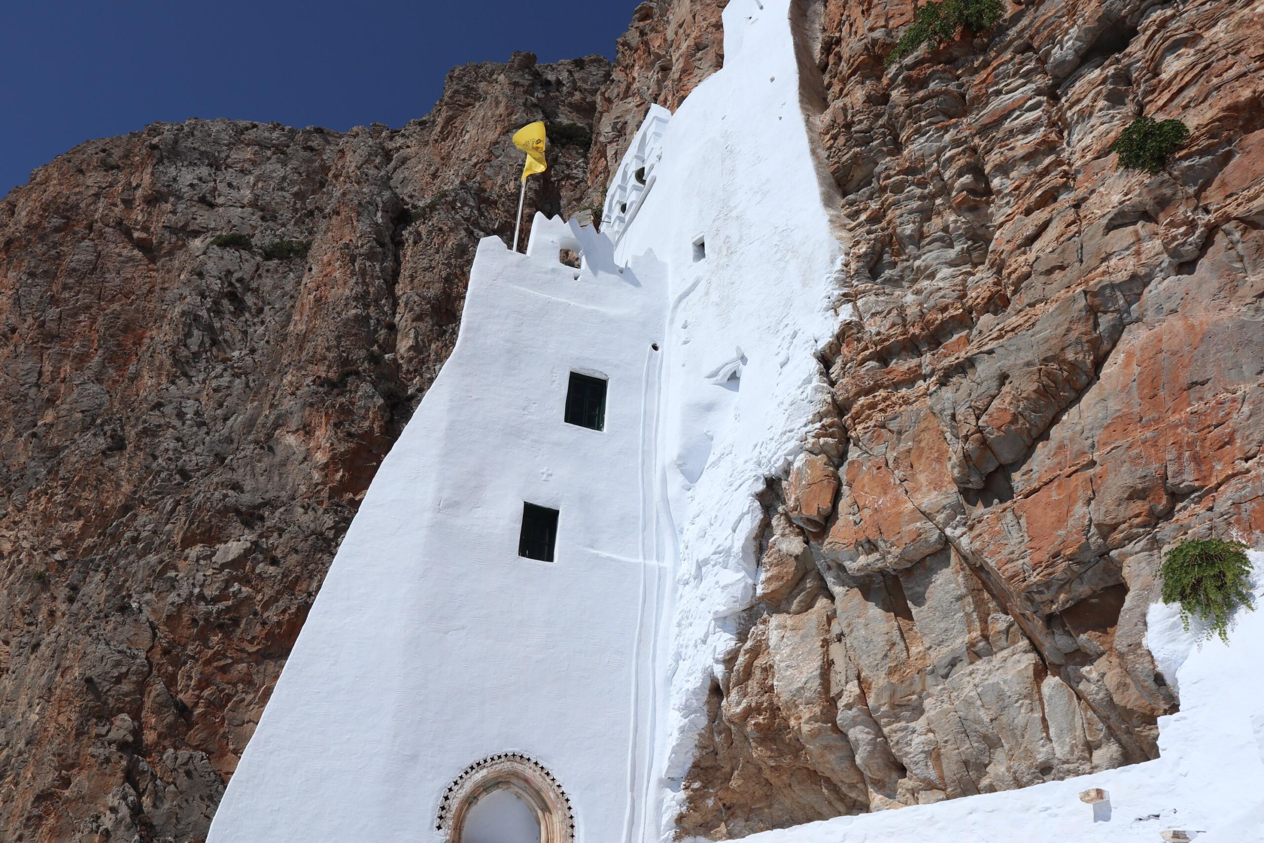 Amorgos, the most elegant Cyclades Island